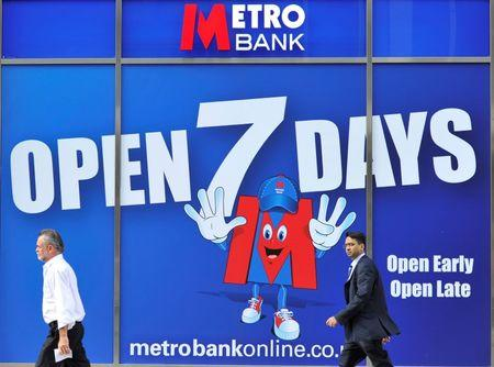 Metro Bank could raise capital this year