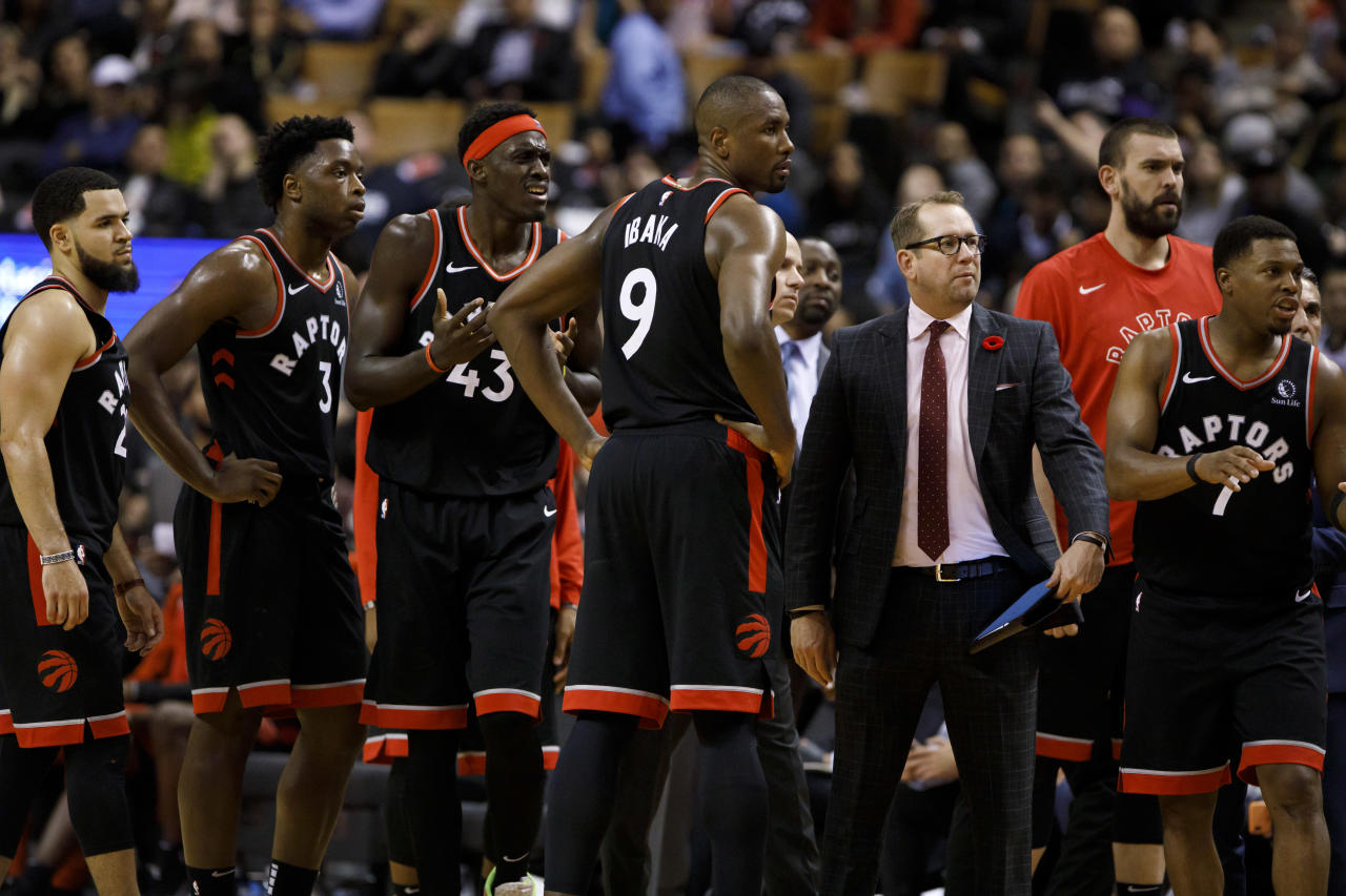 Podcast: Who's the most improved player for the 2019-20 Raptors?