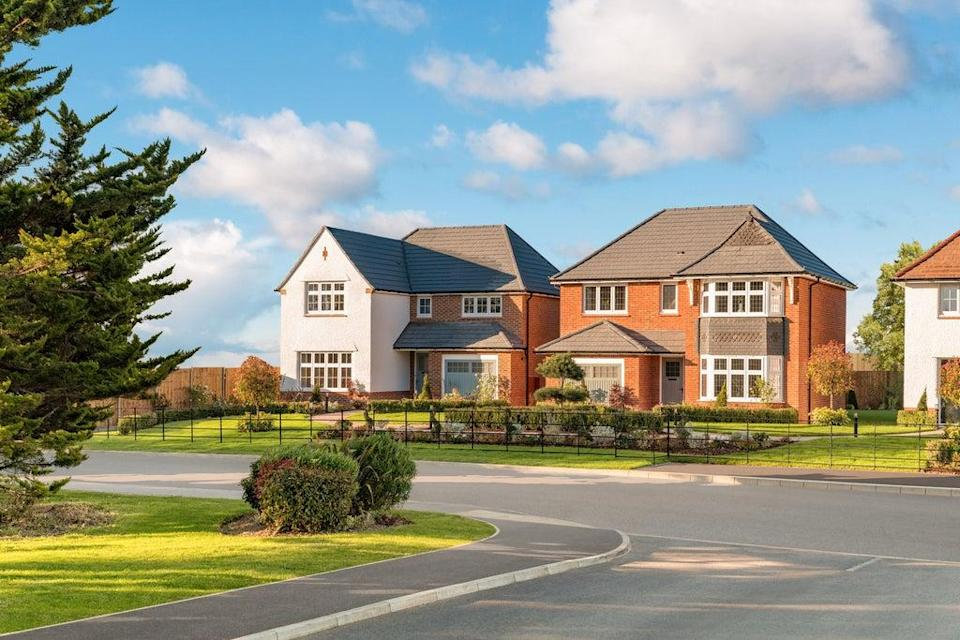 Redrow has seen high demand for homes during the pandemic (Redrow press image)