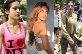 From Sara Ali Khan to Disha Patani: 5 B-town divas who are turning up the heat with their workout game