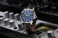 """<p> FiftySix Day Date Limited Edition</p><p><a class=""""link rapid-noclick-resp"""" href=""""https://go.redirectingat.com?id=127X1599956&url=https%3A%2F%2Fwww.mrporter.com%2Fen-gb%2Fmens%2Fproduct%2Fvacheron-constantin%2Fluxury-watches%2Fdress-watches%2Ffiftysix-day-date-limited-edition-automatic-40mm-stainless-steel-and-leather-watch-ref-no-4400e000a-b943%2F4394988609246217&sref=https%3A%2F%2Fwww.esquire.com%2Fuk%2Fwatches%2Fg25973970%2Fbest-mens-watches%2F"""" rel=""""nofollow noopener"""" target=""""_blank"""" data-ylk=""""slk:SHOP"""">SHOP</a></p><p>The 265-year-old luxury watchmaker now comes with 21st Century hashtags – their latest is the grammatically questionable #OneOfNotMany. At least it's apt. With prices starting in the tens of thousands Vacheron is not in the business of mass production: its newest model is a numbered limited edition of 30. The stainless steel case/ petrol blue dial/ brown calfskin strap combination is lovely; the sapphire caseback shows off Swiss watchmaking at its unimprovable best. Exclusive to online fashion retailer Mr Porter, another gentle concession to the times.</p><p> £15,900; <a href=""""https://go.redirectingat.com?id=127X1599956&url=https%3A%2F%2Fwww.mrporter.com%2Fen-gb%2Fmens%2Fproduct%2Fvacheron-constantin%2Fluxury-watches%2Fdress-watches%2Ffiftysix-day-date-limited-edition-automatic-40mm-stainless-steel-and-leather-watch-ref-no-4400e000a-b943%2F4394988609246217&sref=https%3A%2F%2Fwww.esquire.com%2Fuk%2Fwatches%2Fg25973970%2Fbest-mens-watches%2F"""" rel=""""nofollow noopener"""" target=""""_blank"""" data-ylk=""""slk:mrporter.com"""" class=""""link rapid-noclick-resp"""">mrporter.com</a> </p>"""