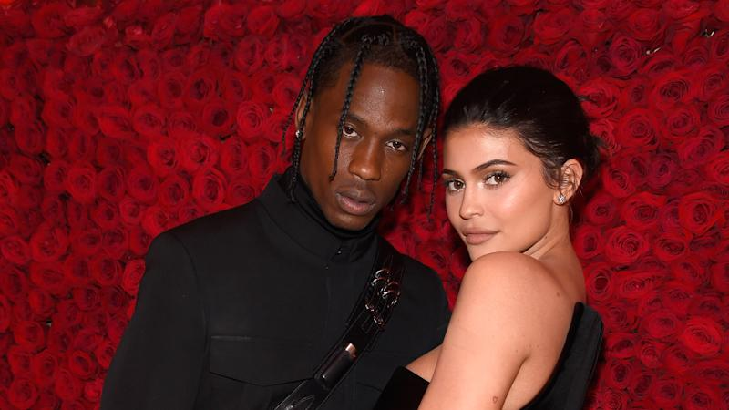 Travis Scott Is Surprisingly Cool About The Kylie Jenner & Drake Situation