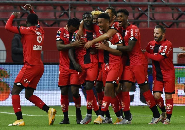 Mame Balde helped Dijon earn just their second point of the season