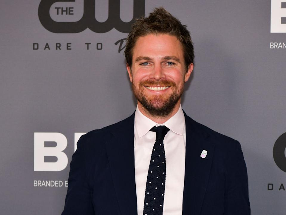 """Stephen Amell had a panic attack on the podcast """"Inside of You."""" (Photo: Rodin Eckenroth/FilmMagic)"""