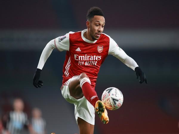 Arsenal skipper Pierre-Emerick Aubameyang