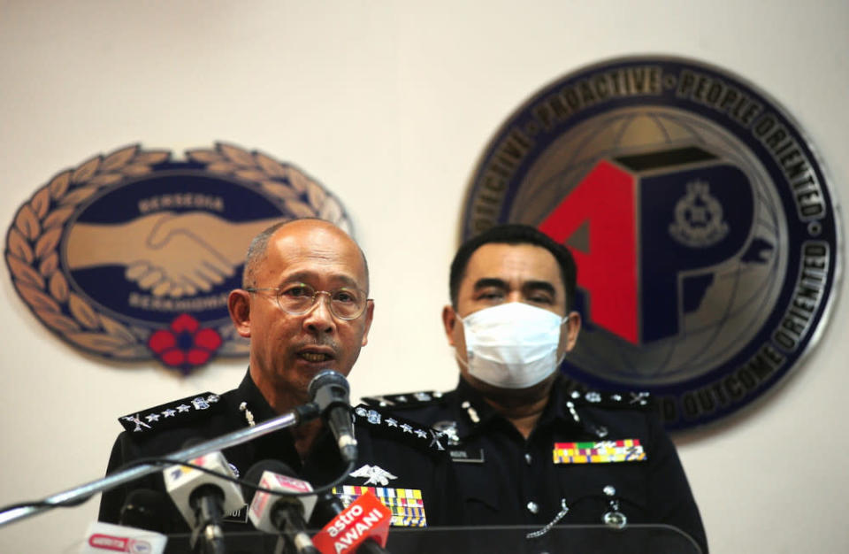 Selangor police chief Datuk Arjunaidi Mohamed said the Selangor police has already called up the organisers for questioning, and now are in the process of completing their investigation to be submitted to the Attorney General's Chambers. — Bernama pic