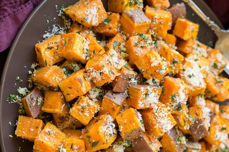 17 Crazy Delicious Ways To Roast Sweet Potatoes