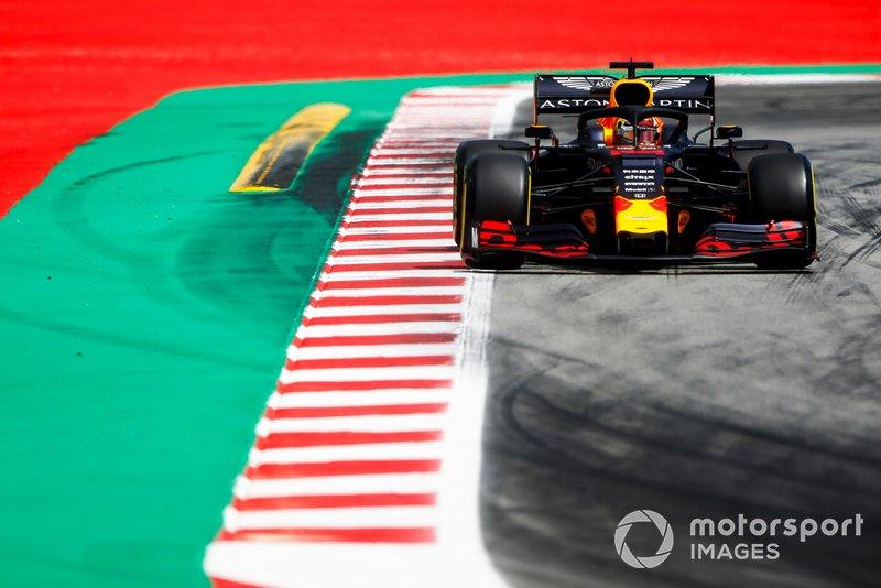 "Max Verstappen, Red Bull Racing RB15<span class=""copyright"">Andy Hone / Motorsport Images</span>"