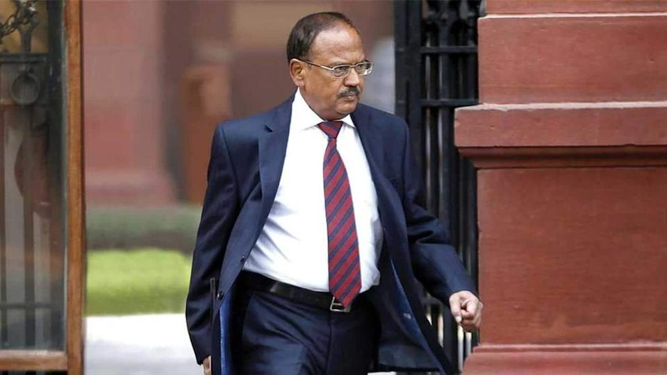 Detained JeM terrorist reveals plan to attack NSA Ajit Doval