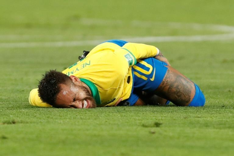 Neymar will miss Brazil's World Cup qualifier against Venezuela after suffering an injury playing for PSG