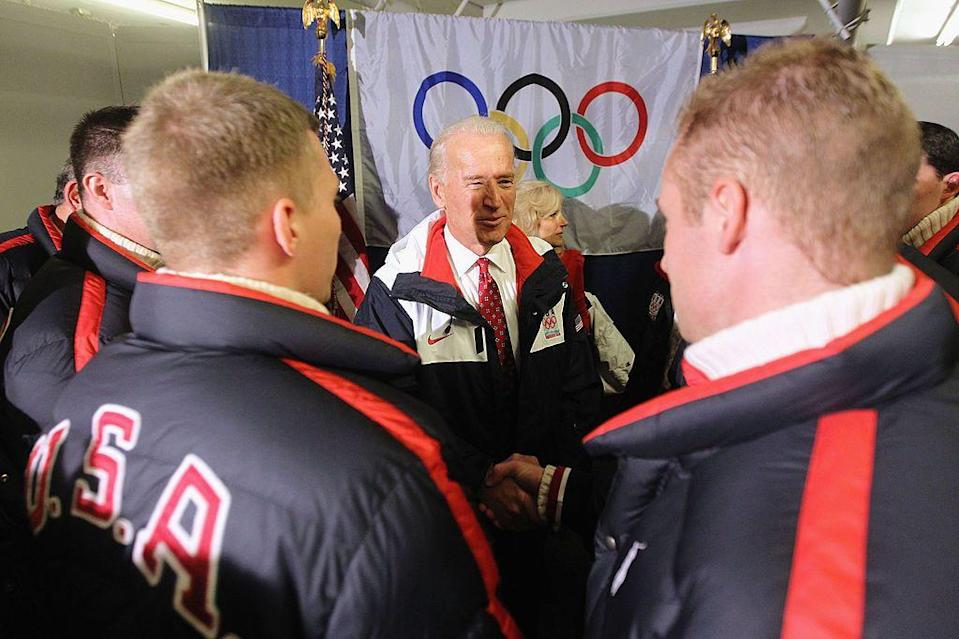 """<p>A security scare occurred during the 2010 Olympics when a man suffering from mental illness <a href=""""http://www.cnn.com/2010/POLITICS/02/17/olympics.biden.security.breach/index.html"""" rel=""""nofollow noopener"""" target=""""_blank"""" data-ylk=""""slk:used fake credentials to get inside the event and get close to Vice President Joe Biden"""" class=""""link rapid-noclick-resp"""">used fake credentials to get inside the event and get close to Vice President Joe Biden</a>. Police apprehended him from about 12 rows away, and while he briefly escaped police custody, no real damage resulted.</p>"""