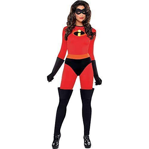 """<p><strong>Party City</strong></p><p>amazon.com</p><p><strong>$41.99</strong></p><p><a href=""""https://www.amazon.com/dp/B07H47BF1T?tag=syn-yahoo-20&ascsubtag=%5Bartid%7C10055.g.28073110%5Bsrc%7Cyahoo-us"""" rel=""""nofollow noopener"""" target=""""_blank"""" data-ylk=""""slk:Shop Now"""" class=""""link rapid-noclick-resp"""">Shop Now</a></p><p>You and your cute family are obviously incredible. Take that notion literally when you all wear costumes from the hit Pixar film.</p><p><a class=""""link rapid-noclick-resp"""" href=""""https://www.amazon.com/Disguise-Incredible-Classic-Muscle-Costume/dp/B079M58R2Y/?tag=syn-yahoo-20&ascsubtag=%5Bartid%7C10055.g.28073110%5Bsrc%7Cyahoo-us"""" rel=""""nofollow noopener"""" target=""""_blank"""" data-ylk=""""slk:SHOP MR. INCREDIBLE COSTUME"""">SHOP MR. INCREDIBLE COSTUME</a></p><p><a class=""""link rapid-noclick-resp"""" href=""""https://www.amazon.com/Party-City-Incredibles-Incredible-Accessories/dp/B07H47BF1T/ref=cts_ap_4_vtp?tag=syn-yahoo-20&ascsubtag=%5Bartid%7C10055.g.28073110%5Bsrc%7Cyahoo-us"""" rel=""""nofollow noopener"""" target=""""_blank"""" data-ylk=""""slk:SHOP ELASTIGIRL COSTUME"""">SHOP ELASTIGIRL COSTUME</a></p><p><a class=""""link rapid-noclick-resp"""" href=""""https://www.amazon.com/Disguise-Toddler-Classic-Muscle-Costume/dp/B079SLGXJ6/ref=sr_1_3?tag=syn-yahoo-20&ascsubtag=%5Bartid%7C10055.g.28073110%5Bsrc%7Cyahoo-us"""" rel=""""nofollow noopener"""" target=""""_blank"""" data-ylk=""""slk:SHOP DASH COSTUME"""">SHOP DASH COSTUME</a></p>"""