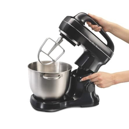 Hamilton Beach Electric Stand Mixer. (Photo: Amazon)