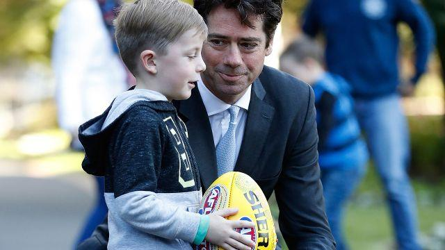 McLachlan is a man of the people. Image: Getty