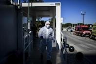 Portugal is facing a new lockdown because of a spike in cases and deaths, as the President Marcelo Rebelo de Sousa tested positive for the virus