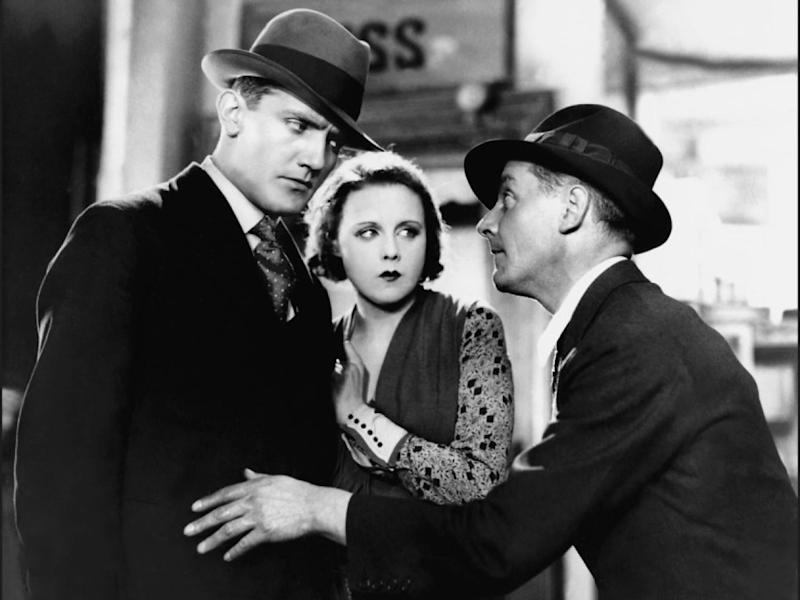 Blackmail (1929
