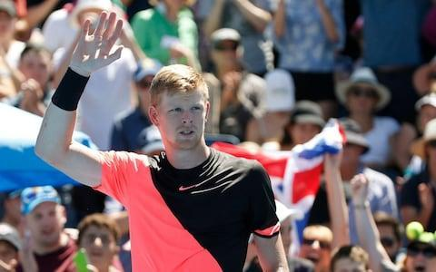 "Here is what you missed overnight on day three at the Australian Open... Edmund eases into round three Britain's only player in the men's draw kept the nation's hopes alive with a 6-2, 6-2, 6-4 thumping of the dangerous Denis Istomin in just 1hr 29min. Istomin pulled off an almighty upset at last year's Australian Open when he beat the six-time champion Novak Djokovic, but he had no answer this morning to Edmund's ferocious power. The Brit hit 38 winners, alongside just 20 unforced errors, and he said afterwards: ""It was a professional performance. After having four hours on court on Monday, to get it done a lot quicker today will do me good."" Next up for Edmund will be Georgia's Nikoloz Basilashvili, the world No 61, on Friday. And the draw is opening up to such an extent for Edmund that he can't meet a higher ranked player until the quarter-final. CE Kyle Edmund impressively thrashed Uzbekistan's Denis Istomin Credit: REUTERS Nadal forced to dig deep While the scoreline looked straightforward, world No 1 Rafael Nadal had to produce some of his best tennis to fend off the spirited challenge of Argentina's Leonardo Mayer. Nadal served beautifully - landing 74 per cent of his first serves in - and played a superb third set tie-break to come through 6-3, 6-4, 7-6. Perhaps most encouraging for the Spaniard was how well he moved, with his recent knee troubles seemingly not a major issue at this tournament. Having not dropped a set at this year's Australian Open so far, Nadal continues his quest for a 17th grand slam title on Friday against Bosnia's 28th seed Damir Dzumhur. CE Rafael Nadal celebrates during his win over Leonardo Mayer Credit: Getty Images The comeback king and queen Jo-Wilfried Tsonga and Caroline Wozniacki both recovered from seemingly impossible positions to book their places in the third round. While Tsonga recovered from 5-2 down in the fifth set of his match with exciting youngster Denis Shapovalov to secure a 3-6, 6-3, 1-6, 7-6, 7-5 victory, world No 2 Wozniacki saved two match points against Croatia's Jana Fett. The 21-year-old Fett had only won her first grand slam match on Monday but nerves coupled with Wozniacki grit saw the former world No 1 reel off six games in a row for a 3-6, 6-2, 7-5 victory. Tsonga was at his showboating best en route to defeating Shapovalov on Margaret Court Arena this morning, producing a stunning 'hot-dog' in the latter stages of the match which lasted 3 hr 37 min. VH Still alive!����— Caroline Wozniacki (@CaroWozniacki) January 17, 2018 Kyrgios overcomes distractions to stay on track The 17th seeded Nick Kyrgios kept his cool to reach the third round and set up a showdown with Tsonga after overcoming tricky opponent Viktor Troicki 7-5, 6-4, 7-6 (2). Kyrgios was agitated by noise coming from umpire James Keothavong's microphone and shout-outs from fans at inopportune moments but didn't let the disruptions affect his concentration. Keothavong's night got worse during the third set tiebreak as a wayward backhand return from Troicki caught the top of the umpire's head. He joked: ""It's not my day, is it?"" Kyrgios has advanced beyond the third round only once at his home slam when he reached the last eight three years ago. VH Poor James���� #Kyrgios#Troicki#Keothavong#AusOpenpic.twitter.com/6jU0eAIlPh— Mike (@mrenzaero) January 17, 2018 New kid on the block Qualifier Marta Kostyuk has become the youngest player to reach the third round of a grand slam since 1996. The 15-year-old Ukrainian entered the season-opening major ranked at No 521 and followed up her first-round win over 25th seed Peng Shuai with a 6-3, 7-5 victory over wild-card entry Olivia Rogowska. Kostyuk had already played three three-set matches in qualifying over six hours to earn her place at this year's major, and then became the youngest player since Martina Hingis 22 years ago to win a main-draw match. The teenager is managed by Ivan Ljubicic, who works with Roger Federer, and says he has been key to her development. Beyond the Baseline 