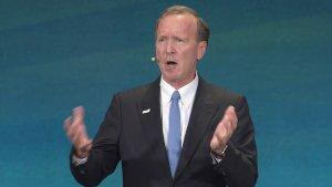 Businessman Neil Bush, son and brother of two world leaders