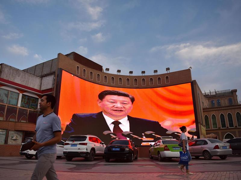 Xi Jinping is pursuing an ethnic crackdown in China in the belief it will strengthen his rule: AFP/Getty Images