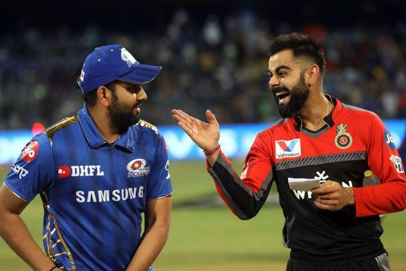Virat Kohli and Rohit Sharma are two of India's most important players at the World Cup ( Picture courtesy-BCCI/iplt20.com)
