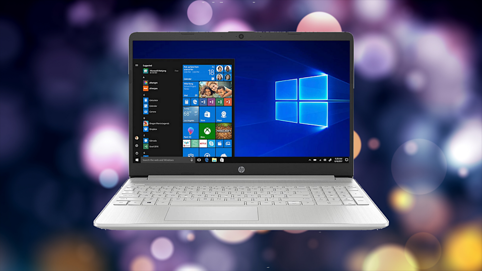 Get this HP 15 (2020) for a whopping 50 percent off. (Photo: Amazon)