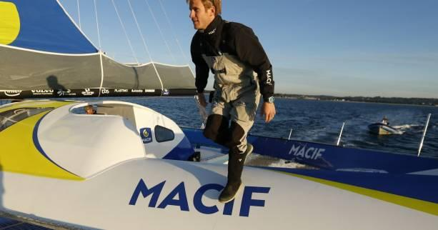 Voile - The Bridge - The Bridge : «Macif» tient tête