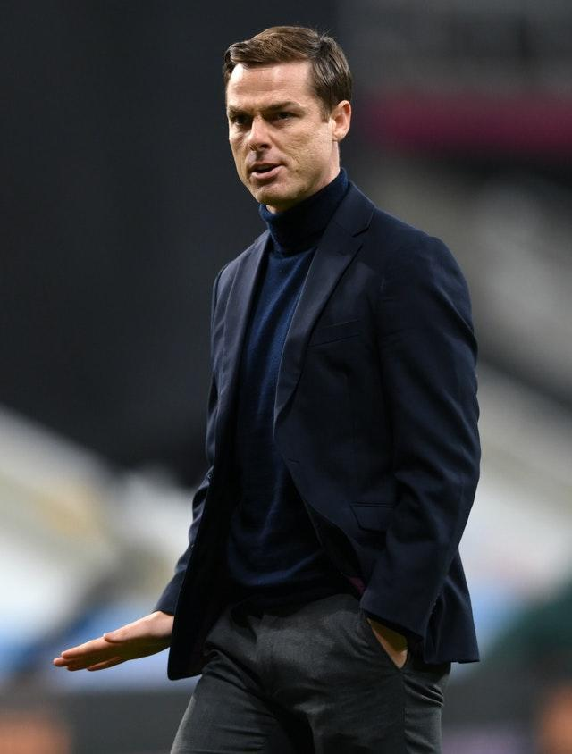 Fulham boss Scott Parker had to isolate after a member of his household tested positive
