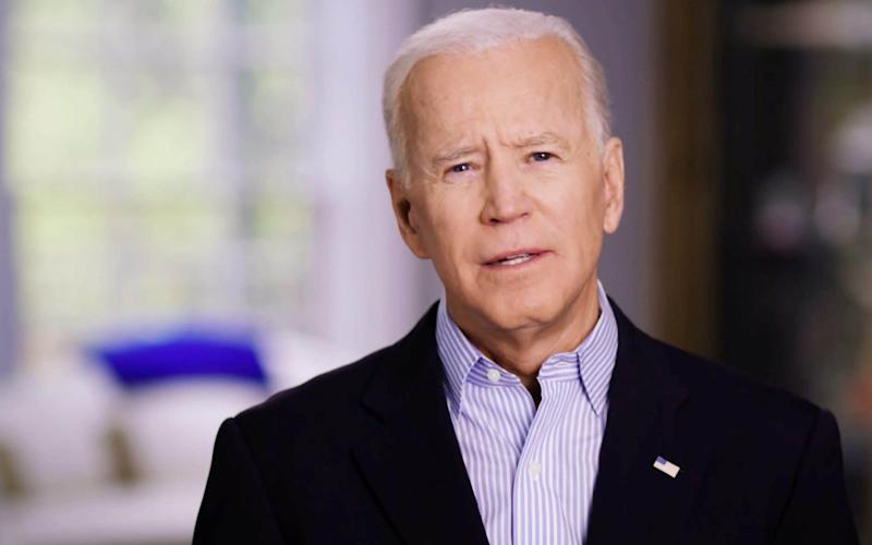 Former Vice President Joe Biden announces his 2020 candidacy - REUTERS