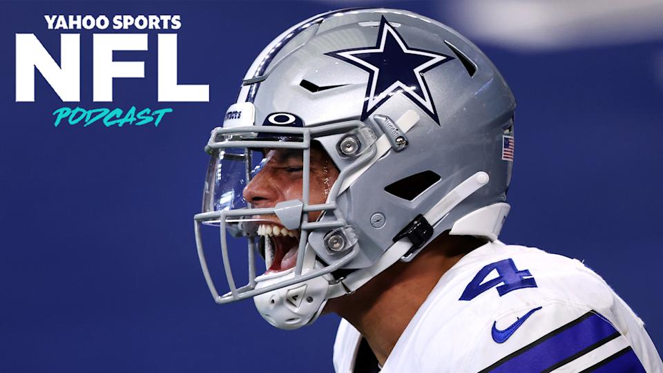 With the Dallas Cowboys in free-fall, could the team look towards drafting a new QB in 2021 with their likely top-5 pick? (Photo by Tom Pennington/Getty Images)