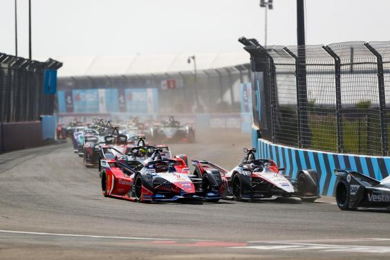 Formula E returns with six races in nine days in the German capital city (Formula E)