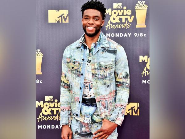 Late Hollywood actor Chadwick Boseman (file)