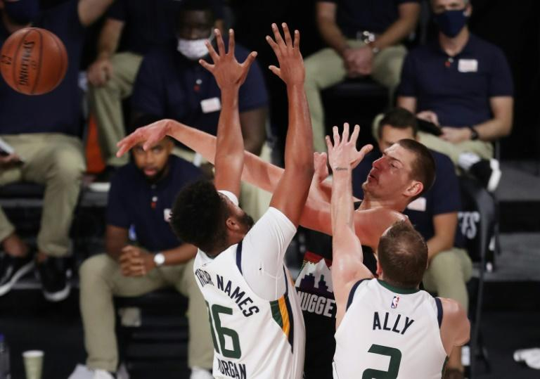 Nuggets rally from 3-1 deficit to beat Jazz in seven games