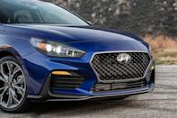 <p>So, we wouldn't be surprised to see, say, an N Line version of the Veloster that bridges the gap between the Veloster Turbo and the Veloster N. </p>