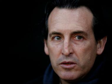 Champions League: PSG coach Unai Emery says he won't 'waste his energy' by worrying about his future