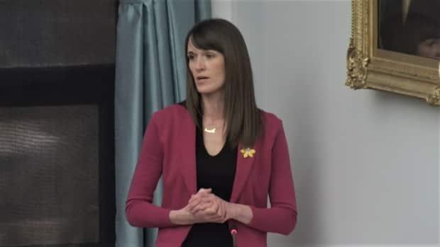 Education Minister Natalie Jameson says she will look into the issue further.