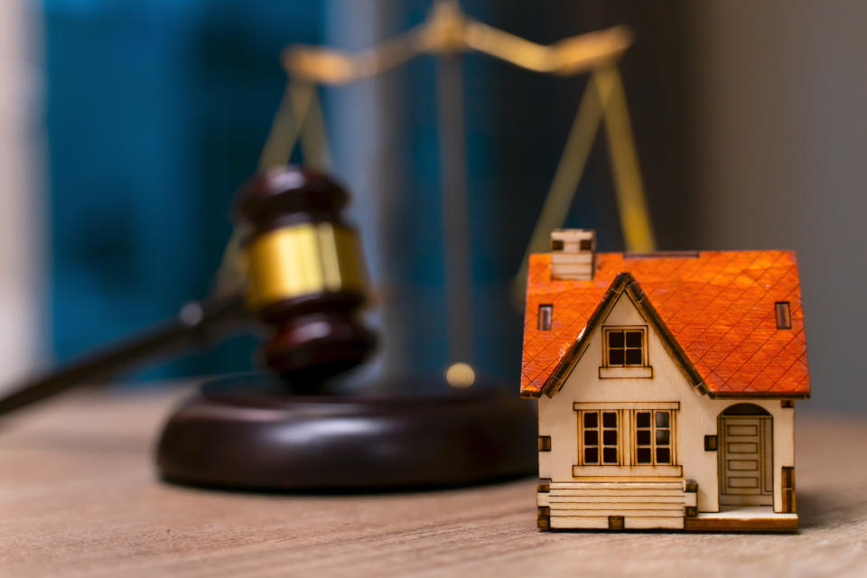 Legal Protection Insurance home buying or auction or selling