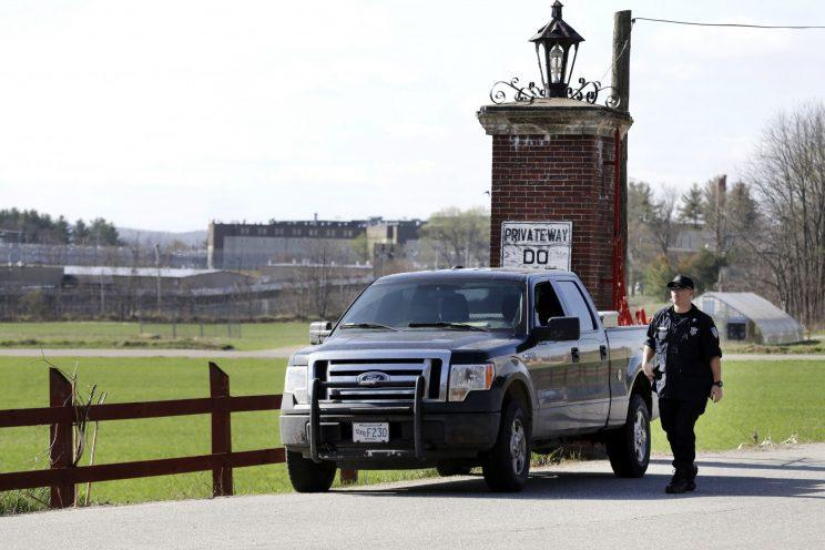 A view of Souza-Baranowski Correctional Center, where Aaron Hernandez took his life. (AP)