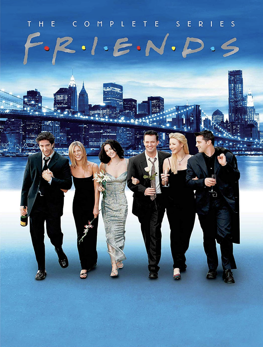 Friends: The Complete Series Collection (25th Anniversary) on Amazon