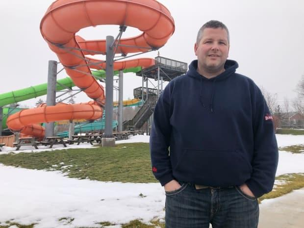 Matthew Jelley says out-of-province tourism is 'crucial' for Island businesses.