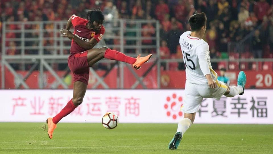 A China é muito grange.   Fred Lee/Getty Images