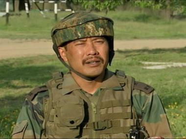 Major Leetul Gogoi court of inquiry: Slow down...slow down, sketchy facts don't rule out possibility he's being set up