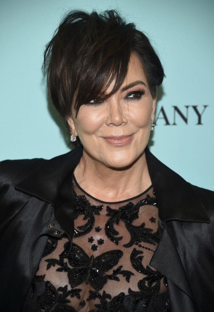 Kris Jenner at the Harper's Bazaar 150th Anniversary Party at the Rainbow Room on Wednesday, April 19, 2017, in New York. (Photo: Evan Agostini/Invision/AP)