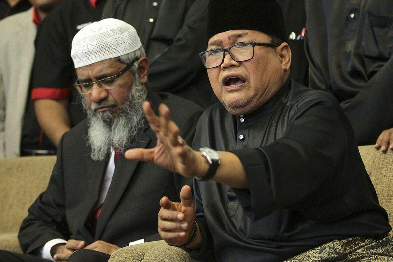 Perkasa wants Dr Zakir Naik suit withdrawn