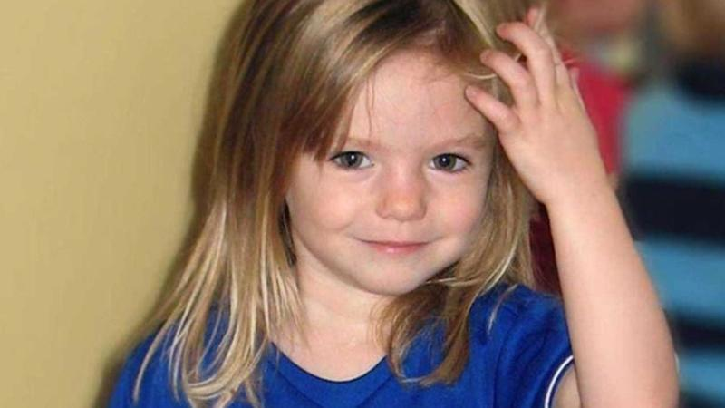 Madeline McCann vanished when she was three years old on 3 May 2007 from her bed in a holiday apartment in Portugal. Photo: Supplied