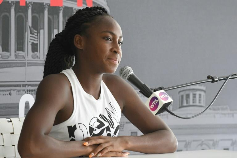 Coco Gauff will play the Citi Open qualifying tournament
