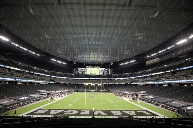 Home sweet home for relocated Raiders as Saints bust