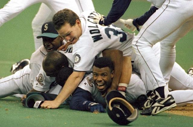 MLB Network doc  details how 1995 Mariners saved baseball in