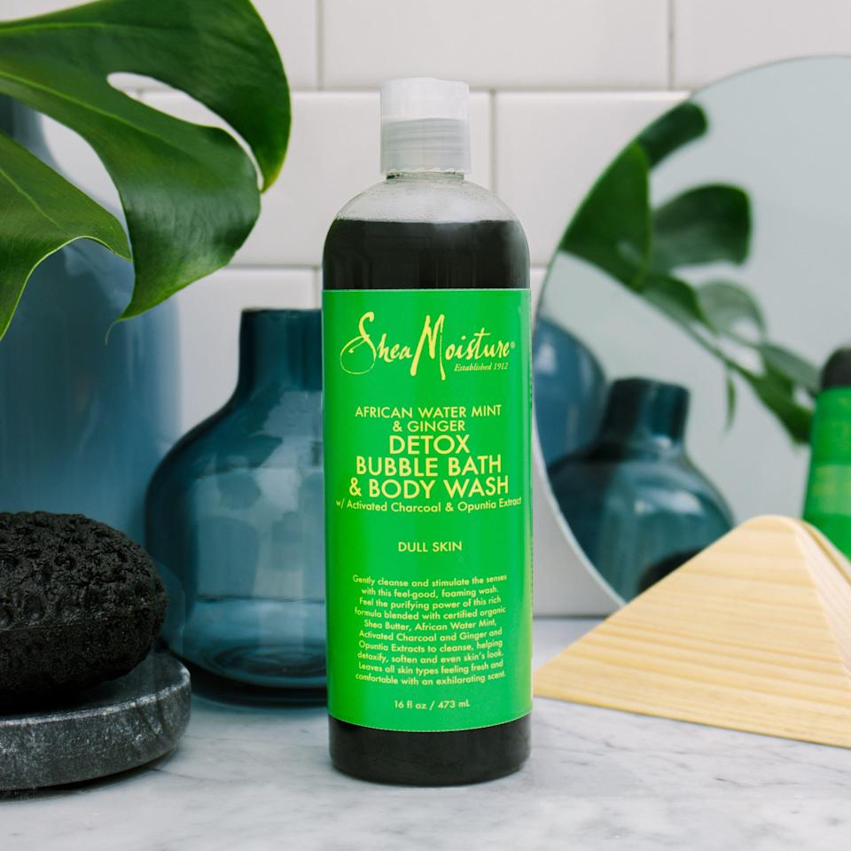 """<p><strong>SheaMoisture</strong></p><p>walmart.com</p><p><strong>$10.12</strong></p><p><a href=""""https://go.redirectingat.com?id=74968X1596630&url=https%3A%2F%2Fwww.walmart.com%2Fip%2F192184079&sref=https%3A%2F%2Fwww.thepioneerwoman.com%2Fhome-lifestyle%2Fg34061027%2F50th-birthday-gift-ideas%2F"""" rel=""""nofollow noopener"""" target=""""_blank"""" data-ylk=""""slk:Shop Now"""" class=""""link rapid-noclick-resp"""">Shop Now</a></p><p>It's such a simple gift, but nothing feels as luxurious as drawing a bubble bath. A soothing mint scent makes this one an absolute dream. </p>"""