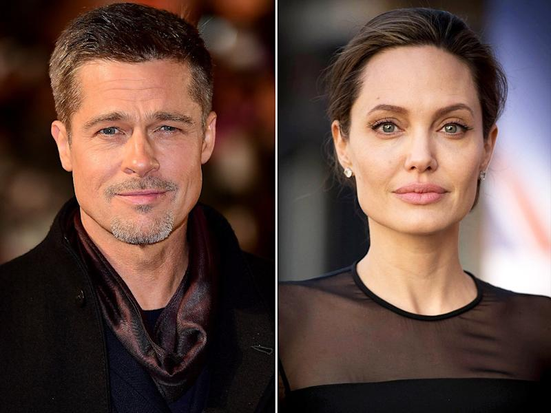 Brad Pitt and Angelina Jolie Are Officially Single Again