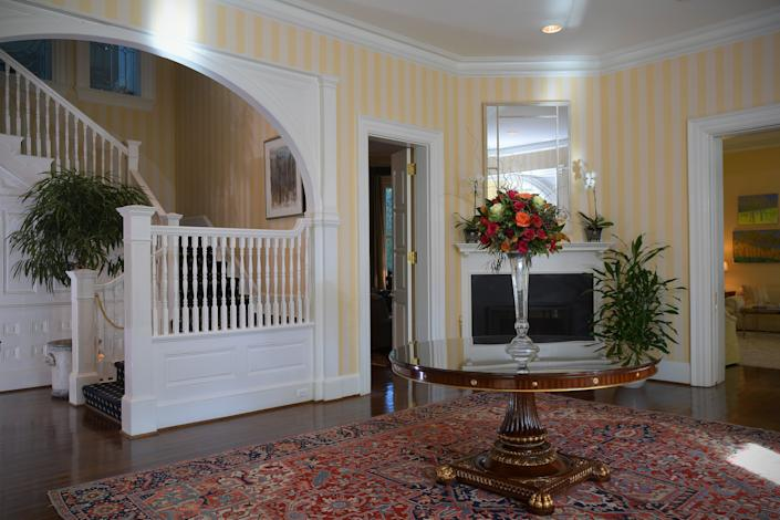 The entryway in 2016. (Photo: The Washington Post via Getty Images)
